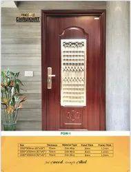 Metal Steel Window Door PGW-1 For Residential