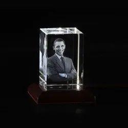 3d Crystals Box Shaped