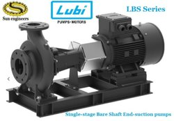 SINGLE STAGE BARE SHAFT END SUCTION PUMPS