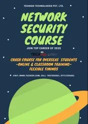 2-6 Months Network Security Training