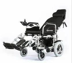 EVOX Reclining Electric Power Wheelchair EVOX WC104