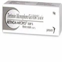 Retino A Micro 0.04 % W/W ( Tretinoin Microsphere Gel 0.04% W/W )