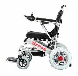 EVOX Lithium Ion Battery Motorized Wheelchair EVOX WC107