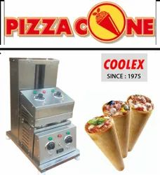 Commercial Pizza Cone Machine