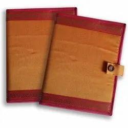 Silk Traditional Cotton File Folders