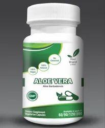 Private Label Aloe Vera Capsules