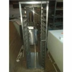 Stainless Steel Food Service Trolley