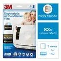 83%paper 3m Electrostatic Air Conditioner Filter, Number Of Layers: 5