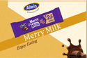 Merry Milk Chocolate Bar