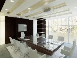 Interior Contractor for Corporate Office
