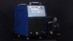 Synergic Double Pulse MIG Welding Machine
