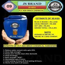 30 Kg JS-B55 Fly Ash Brick Chemical