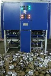 Fully Automatic Thali and Dona Making Machine