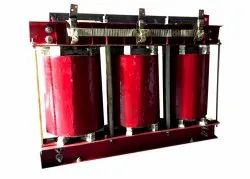 400kVA 3-Phase Air Cooled Cast Resin Transformer, For Industrial