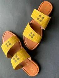 Mustard_Flats3 Slipper