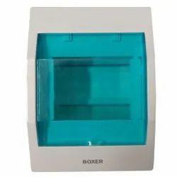MCB Box 3/4 Way Whiteline Boxer