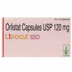 Lipocut 120 Tablet