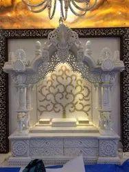 20公斤白色大理石寺,尺寸:3英尺
