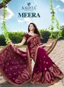 Kalista Fashion Meera Vichitra Silk Designer Saree Catalog