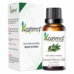 KAZIMA 100% Pure Natural & Undiluted Laurel Berry Oil