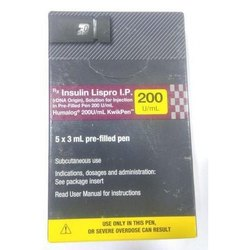 Insulin Lispro Ip Injection