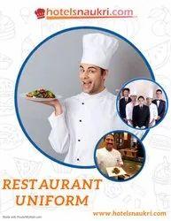 Hotel Restaurant Uniform