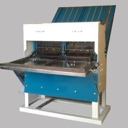 Double Bread Slicer Machine