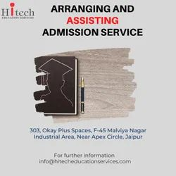 Arranging And Assisting Admission Service