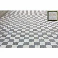 M.R CONCRETE Designer Floor Tile, PARKING, Thickness: 60MM