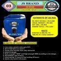 30 kgs JS-B150 Silicone Base Hardener