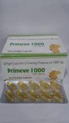 Evening Primrose Oil 1000 mg Softgel Capsules