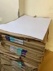 White Premium Wood Free Paper, Single Side, GSM: 100 GSM