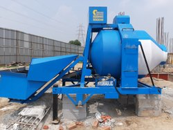 Mobile Concrete Batch Mix Plant RM800