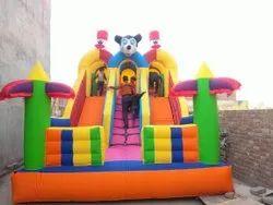Jumping Sliding Bouncy