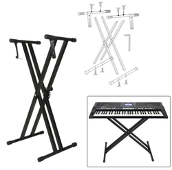 24x7 eMall Piano Stand