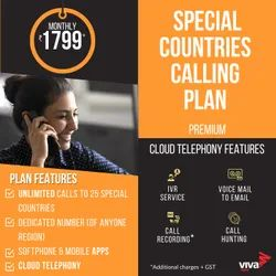 VoIP International Services - Special Countries