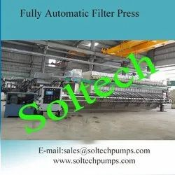 Fully Automatic Type Filter Press