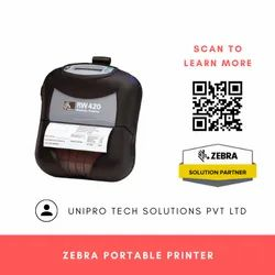 Zebra RW420 Wireless Mobile Printer