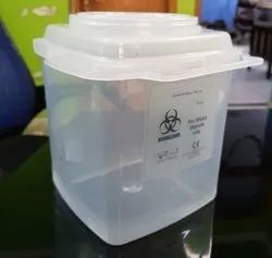 Puncture Proof Sharp Containers