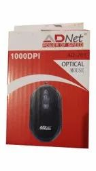 Adnet Ad201 Wired Mouse