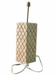14 Inch  Handicraft Lamp