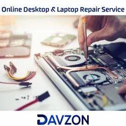Online Desktop & Laptop Repair Service