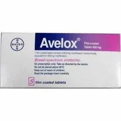 Avelox 400mg Tablet