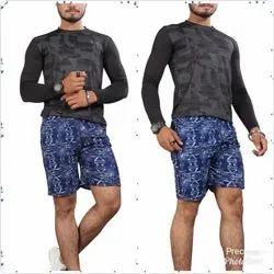 Mens Printed Shorts