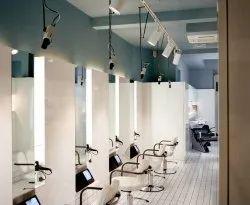 Salon Interior Designing
