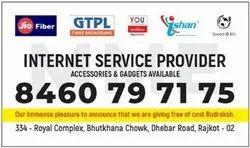 Fiber Optic And Wireless Internet Service Providers, DSL