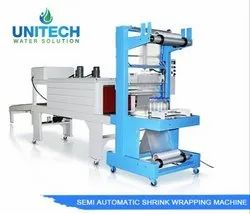 Water Pet Bottle Shrink Wrapping Machines