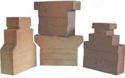 70% Alumina Refractory Hanger Bricks, For Industrial use