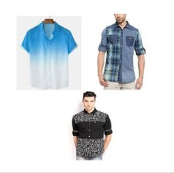 MIX MAN Shirts