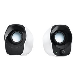 Logitech Z120 Speaker, 250 Grams, 1.2 Watts